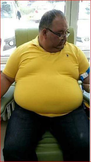 Bir yılda 100 kilo verdi