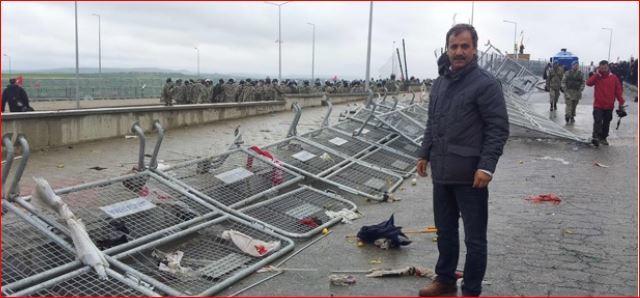 AYDINLIK Yazarı; Mehmet Faraç'a sabah 5 baskını