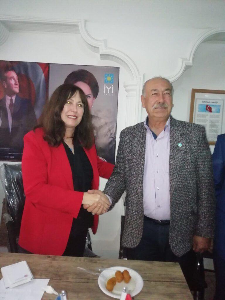 Meclis üyesi,MHP'den İYİ PARTİYE geçti