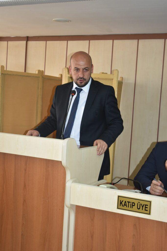 Belediye Meclisi Sert başladı