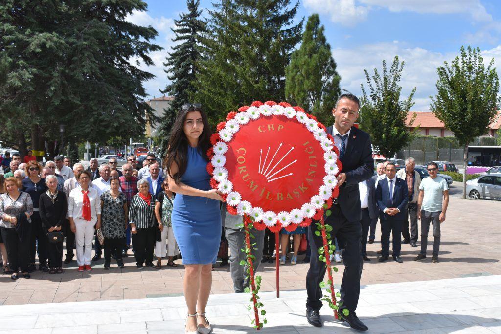 CHP 96 YAŞINDA.. 'AYDINLANMA DEVRİMİNİN MEŞALESİ HİÇ SÖNMEYECEK'