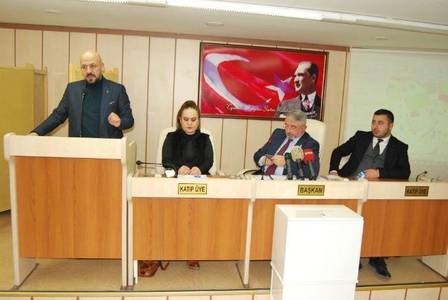 ÇORUM BELEDİYE MECLİSİ KARIŞTI, GÜNDEME PKK DAMGASINI VURDU